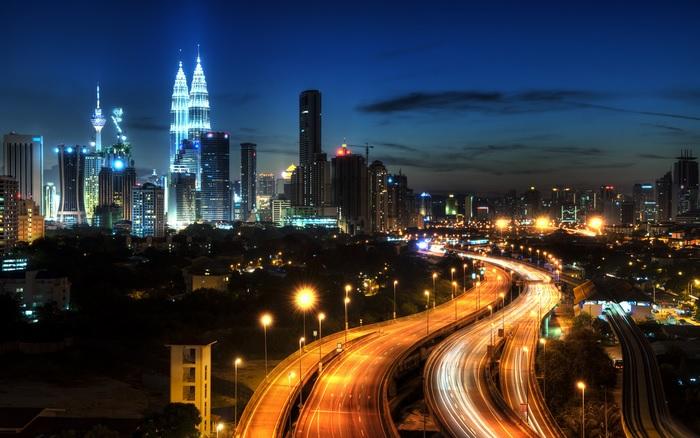تقرير مصور عن ماليزيا الرائعة
