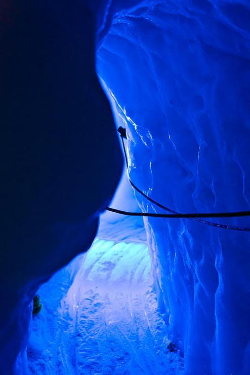 رحلة بالصور الى نهر هنترتوكس الجليدي - النمسا