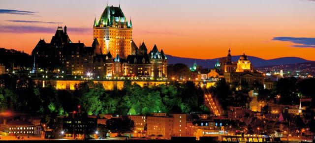 دليل المعالم السياحية في مدينة كيبك - كندا