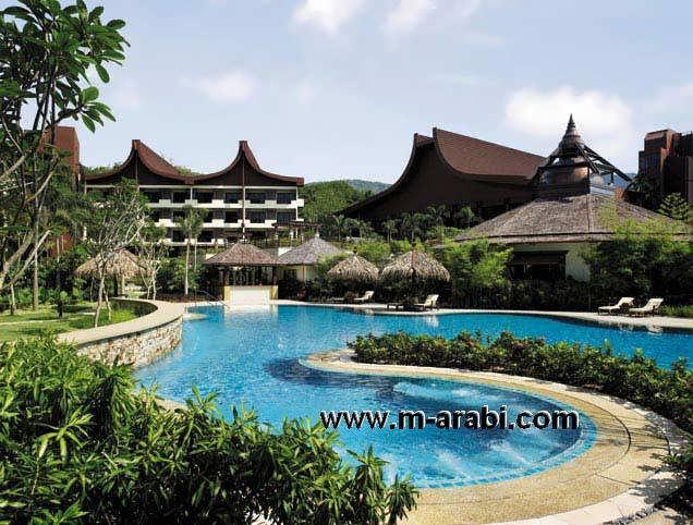 لفترة محدودة تخفيض من فندق شنقريلا راسا سايانج بينانق ماليزيا