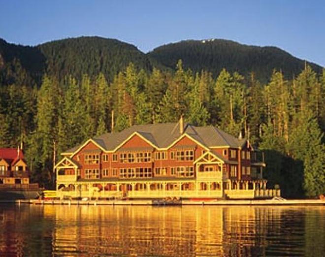 جولة مصورة في فندق كينج باسيفك لودج فى كندا