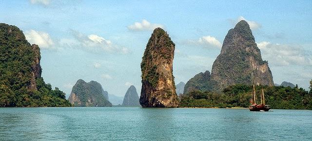 أفضل مناطق الجذب السياحي في تايلاند Thailand
