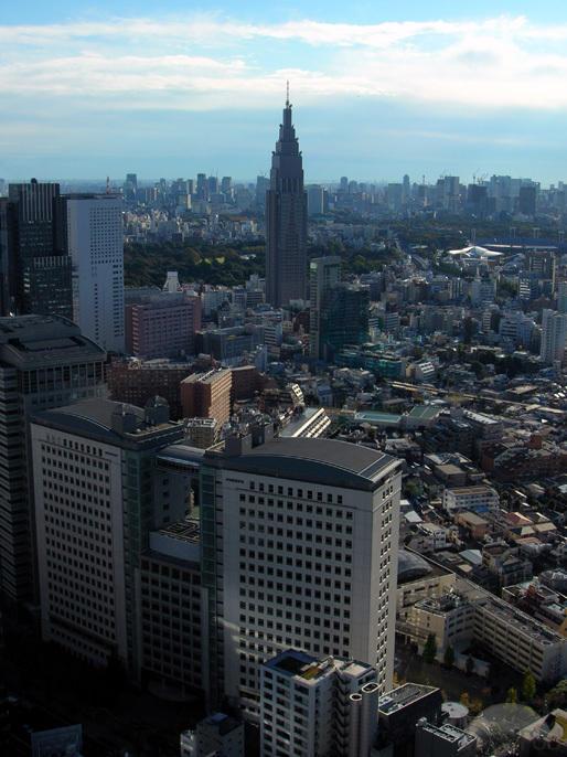 جولة في فندق بارك حياة - طوكيو