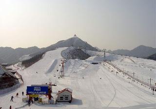أفضل مناطق الجذب السياحي الشتوية في بكين