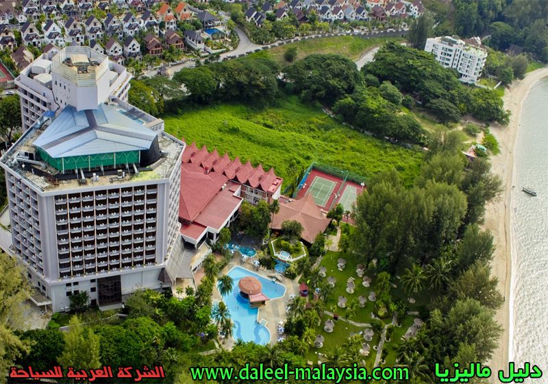 فنادق جزيرة بينانج :اسعار فندق باى فيو بيتش فى بينانج ، Bayview Beach , Penang