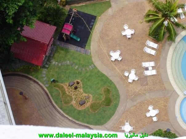 فندق و شقق فلامينجو بينانج ، Flamingo By The Beach Hotel Penang