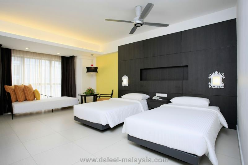 اسعار فندق افليون أدميرال فى بورت ديكسون في ماليزيا