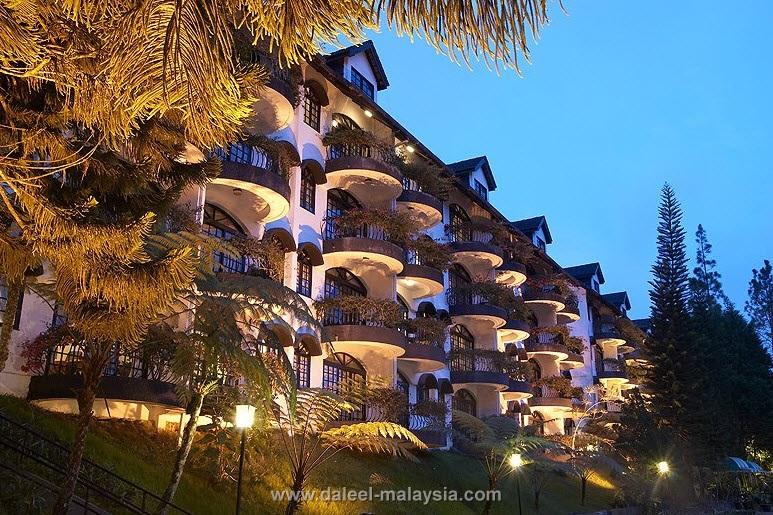 اسعار فندق ستروبيرى بارك فى كاميرون هايلاند في ماليزيا