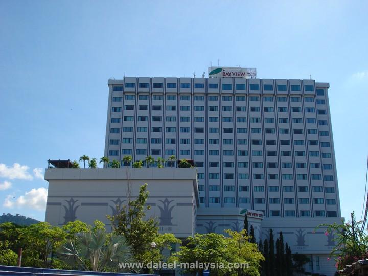 اسعار فندق باى فيو لنكاوي 2014
