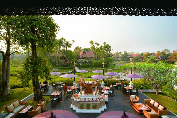 صور منتجع ماندارين أورينتال دهارا في شيانغ ماي التايلاندية