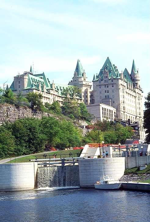كندا وجمالها