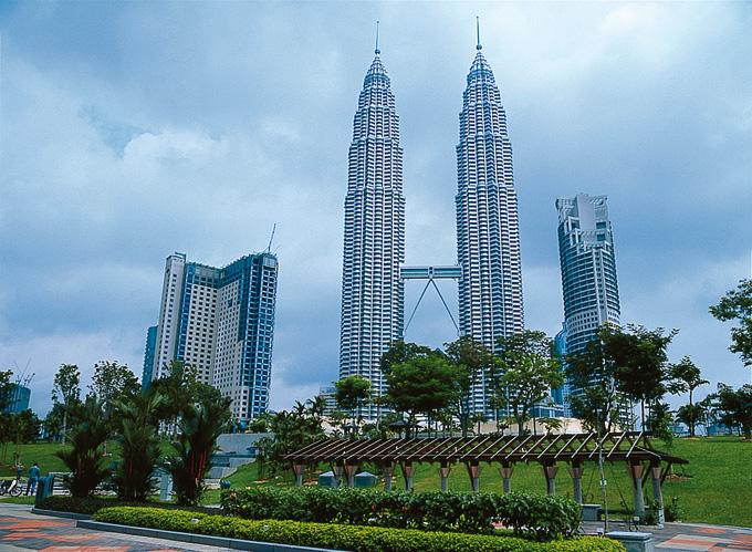 ماليزيا وجمال ساحر