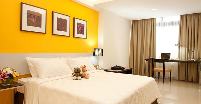 حجز شقق فندقية في بوكيت بينتانج كوالالمبور بوكينج Bukit Bintang Booking