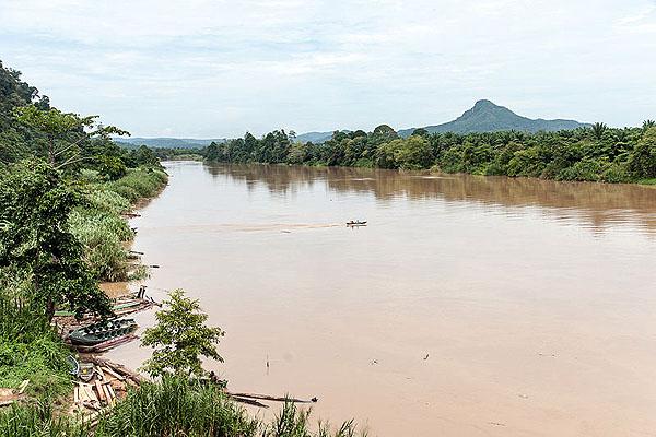 الرحلات النهرية فى ماليزيا بالصور
