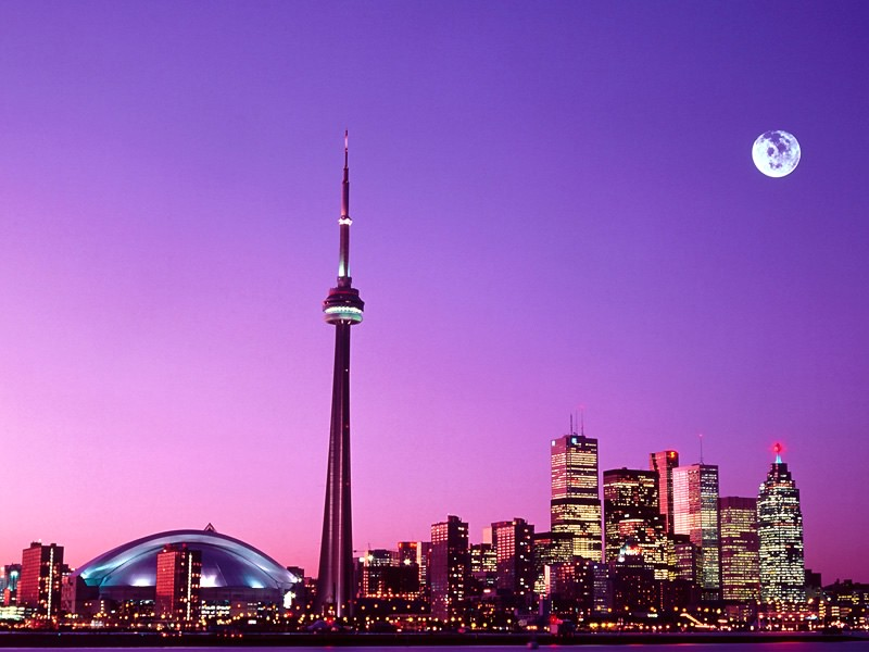صورمدينة تورنتو اكبر مدينة في كندا