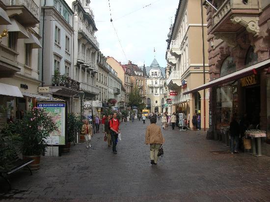 تقريرى المصور عن مدينة بادن بادن الالمانيه 2014
