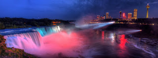 صور نياجرا شلالات و شلالات كندا