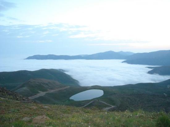 جمال الطبيعة بمدينة طرابزون