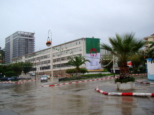 جولتنا اليوم الى مدينة عنابة الجميلة ( الجزائر 2014)