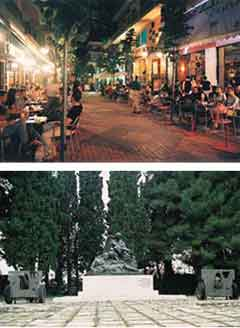 السياحه في اليونان - السياحه في مدينة يانيتسا اليونان