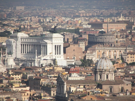 السياحة فى روما 2014