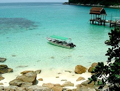 جزيرة تيومان Tioman Island (Pulau Tioman), Johor