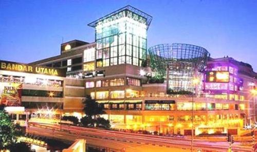 تقرير مصور عن اسواق كوالالمبور ( 1 Utama سوق وان أوتاما )
