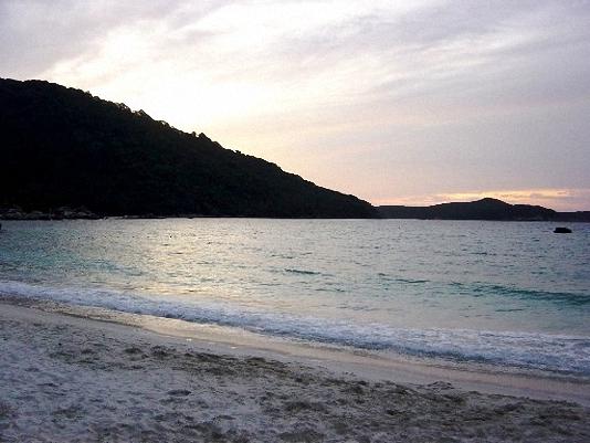 زيارة الى جزيرة بيرهنتيان فى ماليزيا الرائعة perhntian island