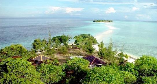 جولة سياحيه الى جزيرة ماتا كينج أو تعنى بالماليزية عيون الملك Mataking Island Sabah M