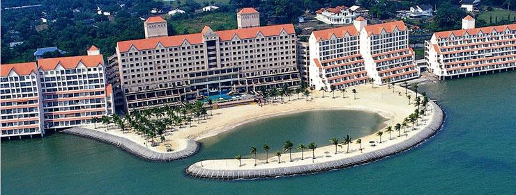 صورفندق ومنتجع كوراس بورت ديكسون , ماليزيا Corus Paradise Resort