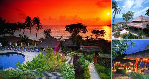 صورفندق كورال باى , جزيرة بانكور ماليزيا  the Coral Bay Resot