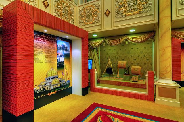 صورالقصر الملكى في كوالالمبور ماليزيا Istana Negara In Kuala Lumpur Malaysia