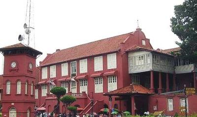 زيارة الى الستاديوس : الصرح الالماني , ولايه ملاكا ماليزيا