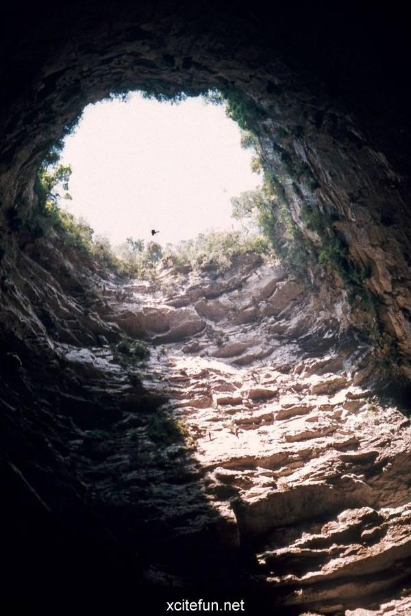 صور مغارة سوالوز بالمكسيك