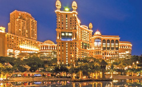 فندق صنواي لاجون هو أحد فنادق ماليزيا الفخمة والراقية ذات ال5 نجوم