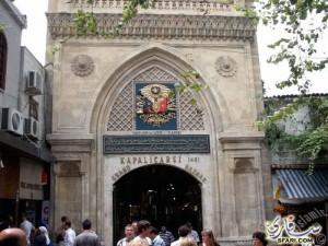 سوق قبالي جارشي – ( أكبر أسواق اسطنبول المسقوفة بعقود من الحجر) Grand Bazaar