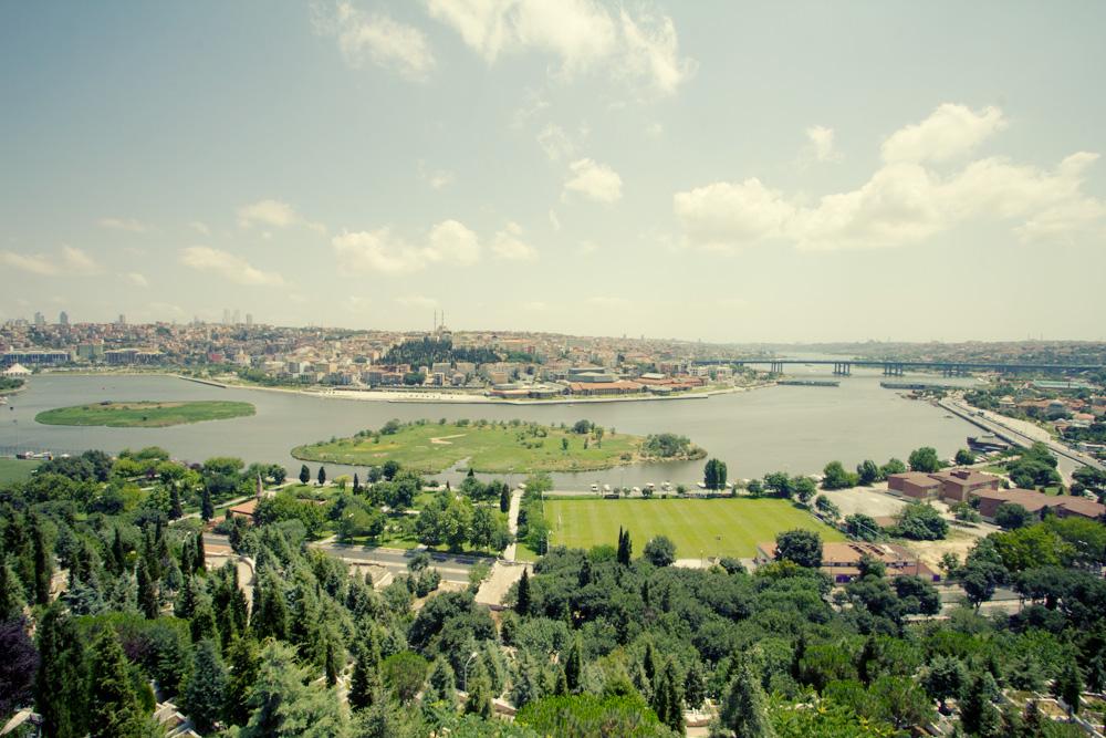 Golden Horn | القرن الذهبي , جزيرة في أسطنبول, أفضل الموانئ الطبيعية في العالم