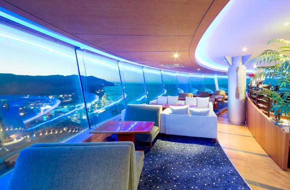 فندق سان كروز في كوريا الجنوبية