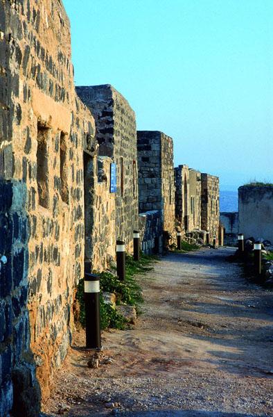 رحلة الى مدينة أم قيس الأثرية , فى الاردن