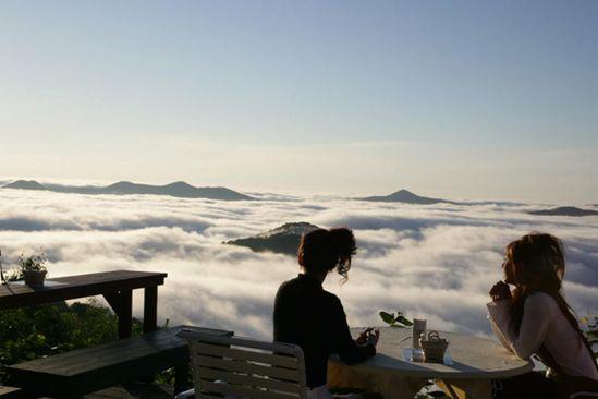 صور منتجع تومامو بجزيرة هوكايدو اليابانية