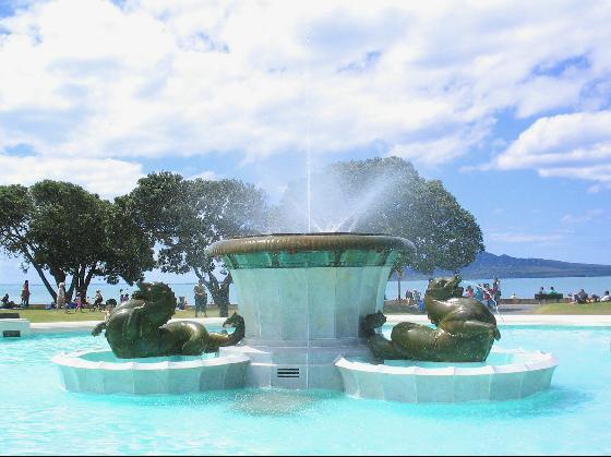 السياحة في نيوزيلندا - السفر الى نيوزيلندا
