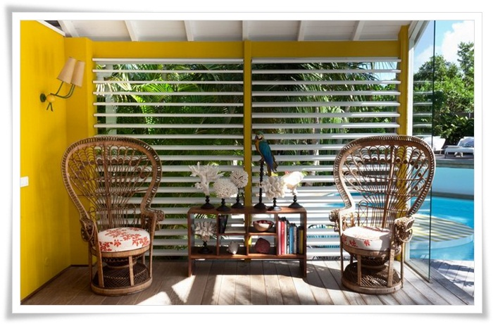 اجمل منتجع للموز La Banane في جزر الكاريبي 2014