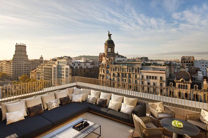 صور اقامتى فى ْفندق ماندارين أورينتال في برشلونة ْْ