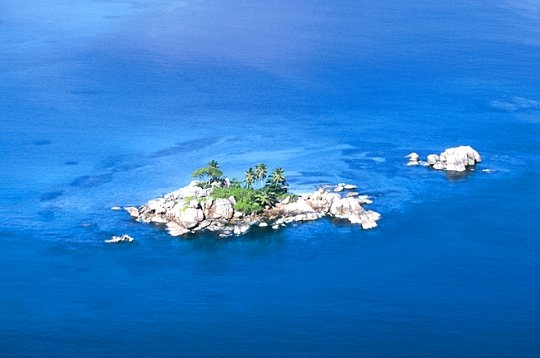 تقرير مصورعن جزر سيشل