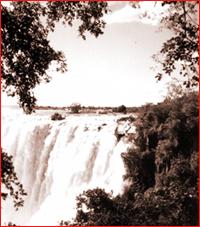 سحر الطبيعة في زامبيا