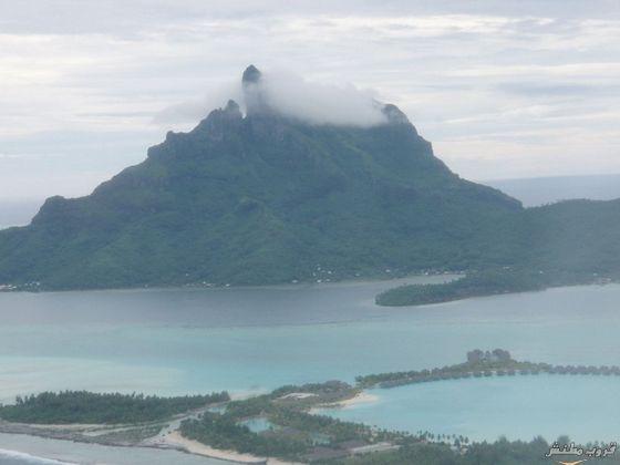 أجمل جزيرة في العالم ( جزر فرنسا الرائعة )