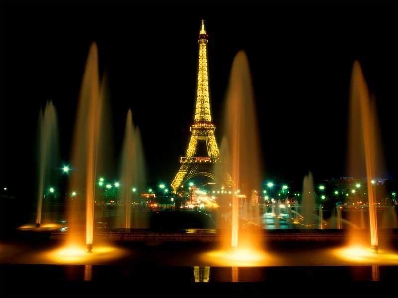 صور شارع الشانزليزيه فى فرنسا