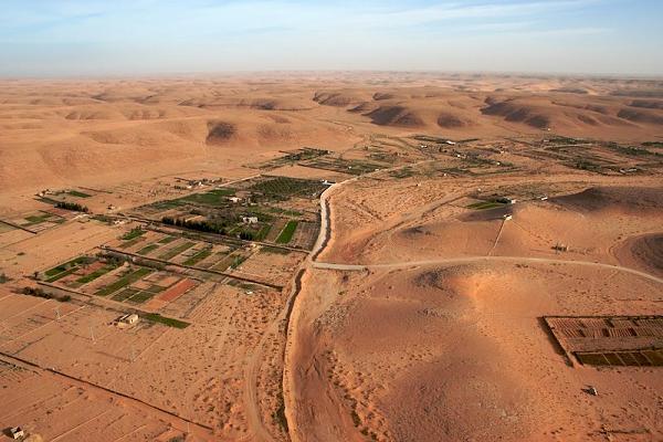 غرداية .. عرووس الصحراء الجزائرية