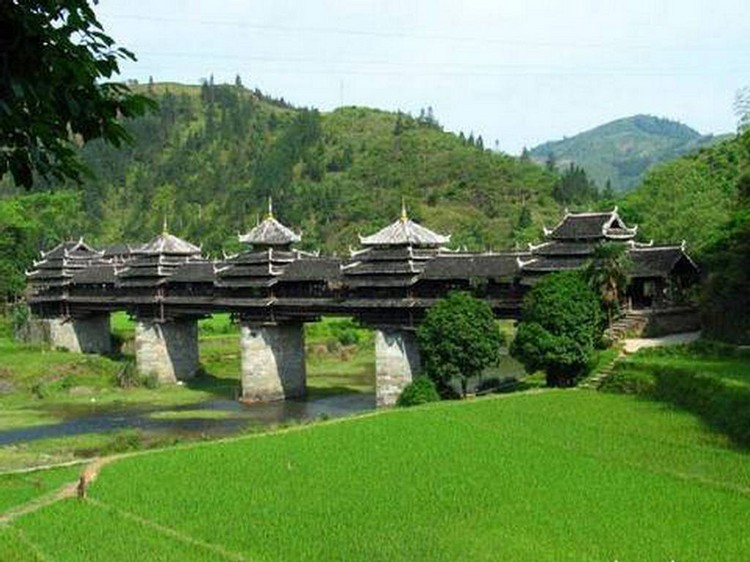 جسر شينجيانغ - الصين - Chengyang Bridge - China