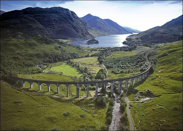 صور اجمل المناظر الطبيعية في بريطانيا